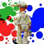 Le più belle tinte murarie: i colori da scegliere